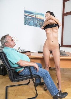 Small Tits In Office Pics
